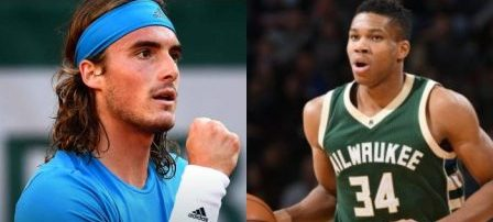 Giannis Antetokounmpo and Stefanos Tsitsipas nominated for prestigious ESPY Awards